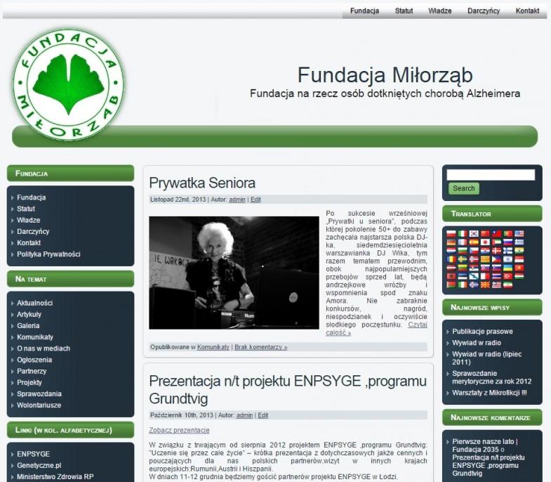 SCREENSHOT-Fundacja-Milorzab